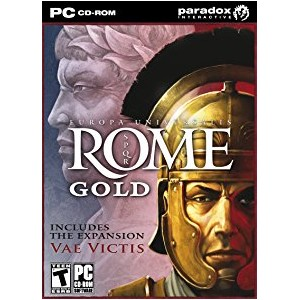 Europa Universalis: Rome (Gold) (PC)
