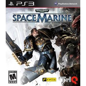 Warhammer 40.000: Space Marine (PS3)