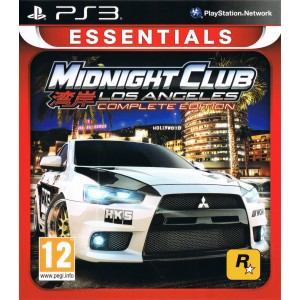 Midnight Club: Los Angeles (Complete Edition) (PS3)