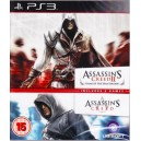 Assassins Creed 1 + 2 (PS3)