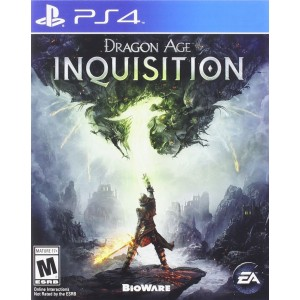 Dragon Age 3: Inquisition (PS4)