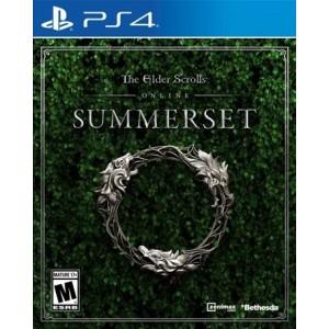 The Elder Scrolls Online: Summerset (PS4)