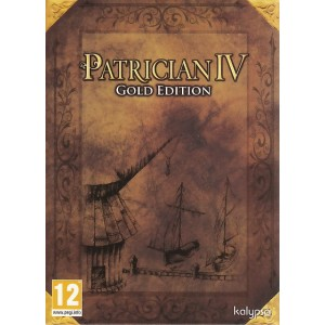 Patrician IV (Gold) (PC)