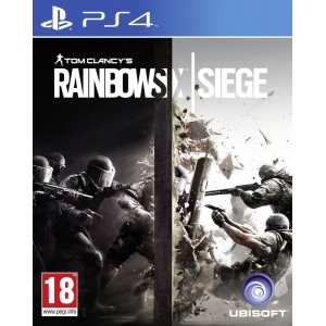 Tom Clancys Rainbow Six: Siege (PS4)
