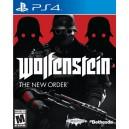 Wolfenstein The New Order (PS4)