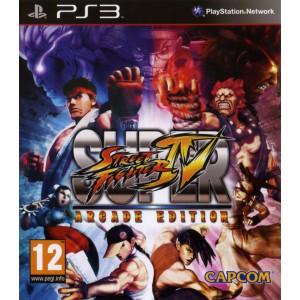 Super Street Fighter 4 (Arcade Edition) (PS3)