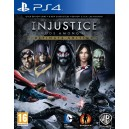 Injustice: Gods Among Us (Ultimate Edition) (PS4)