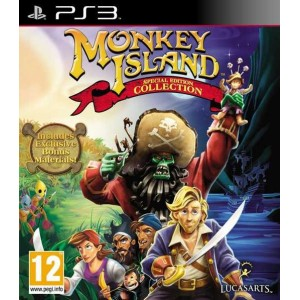 Monkey Island (Special Edition Collection) (PS3)