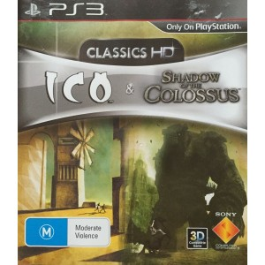 The Ico and Shadow of the Colossus (Classics HD) (PS3)