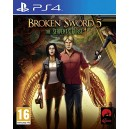Broken Sword 5 The Serpents Curse (PS4)