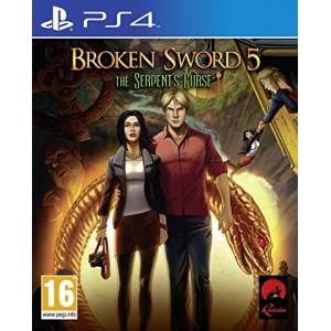 Broken Sword 5 The Serpents Curse (PS4)