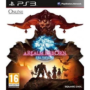 Final Fantasy XIV: A Realm Reborn (PS3)