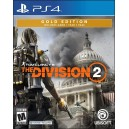 Tom Clancys: The Division 2 (Gold) (PS4)