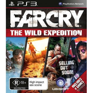 Far Cry The Wild Expedition (PS3)