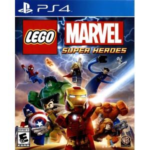 LEGO Marvel Super Heroes (DE obal) (PS4)
