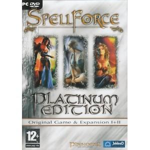 SpellForce Platinium (PC)