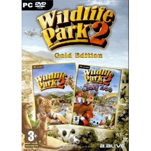 WildLife Park 2 + Crazy Zoo (PC)
