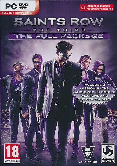 Saints Row: The Third (The Full Package) (PC)
