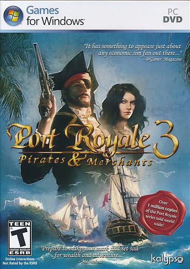 Port Royale 3: Pirates & Merchants (PC)