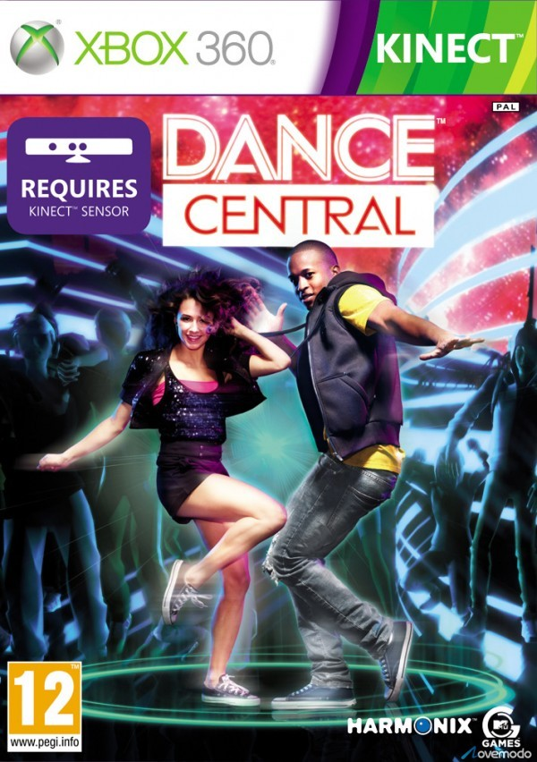 Dance Central (X360)