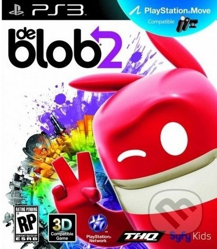 de Blob 2: The Underground (PS3)