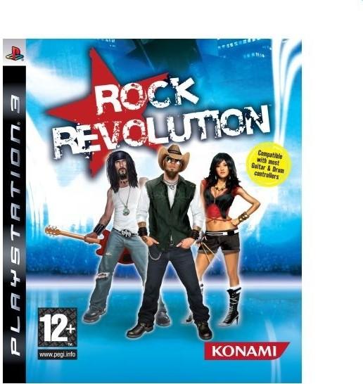 Rock Revolution (PS3)