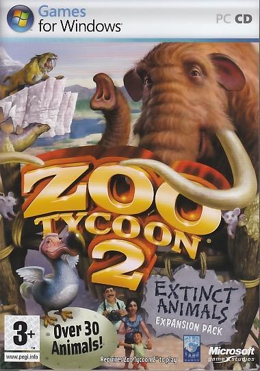 Zoo Tycoon 2: Extinct Animals (PC)