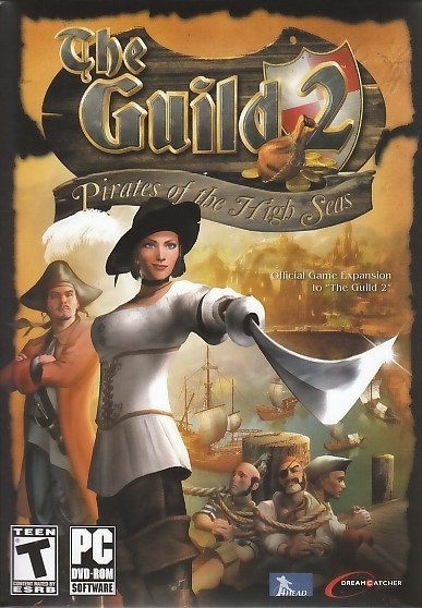 Guild 2: Pirates of The European Seas (PC)