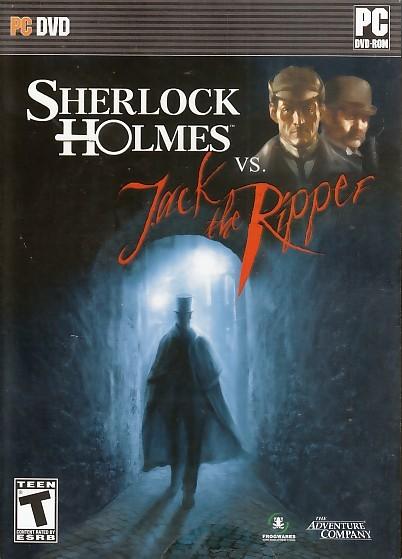 Sherlock Holmes vs Jack the Ripper (PC)