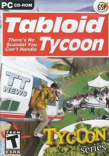 Tabloid Tycoon (PC)