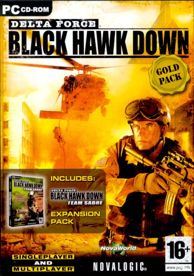 Delta Force Black Hawk Down: Team Sabre (PC)