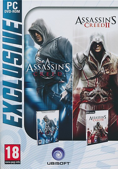 Assassins Creed 1 + 2 (PC)