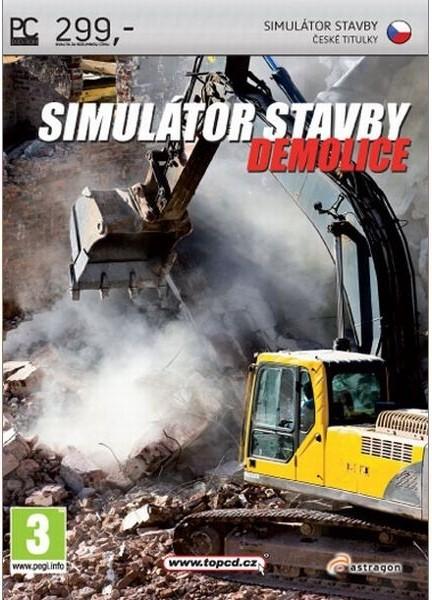 Simulátor stavby: Demolice (PC)