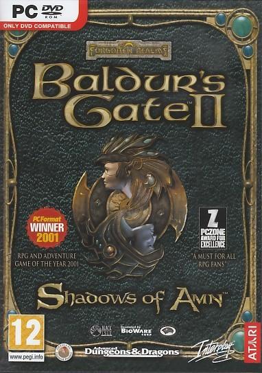 Baldurs Gate 2: Shadows of Amn (PC)