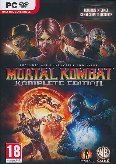 Mortal Kombat 9 Complete (PC)