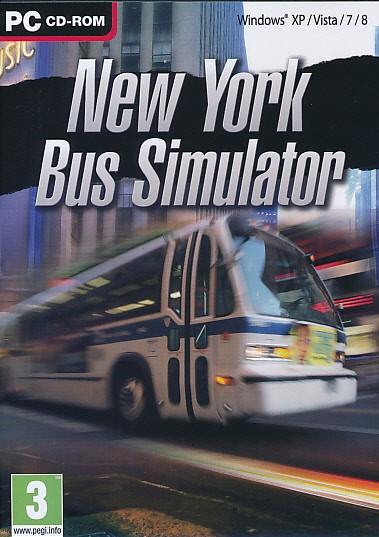 New York Bus Simulator (PC)