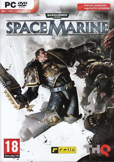 Warhammer 40.000: Space Marine (Limited Edition) (PC)