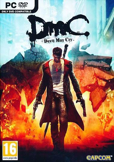 DmC Devil May Cry (PC)