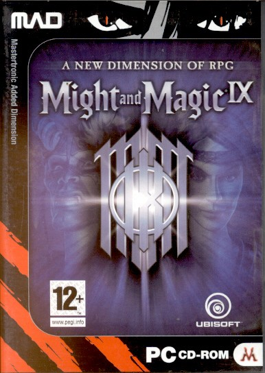 Might and Magic IX (PC)