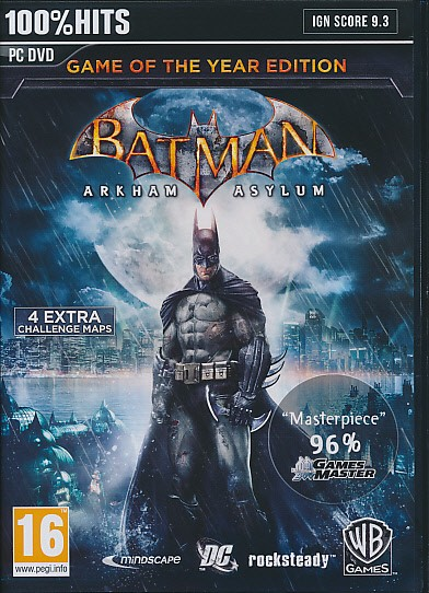 Batman: Arkham Asylum (PC)