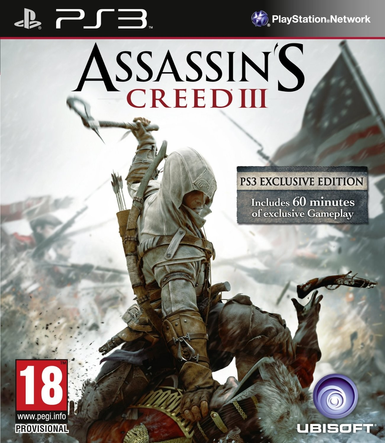 Assassins Creed 3 (PS3)