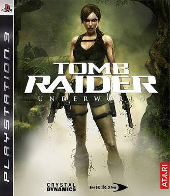 Tomb Raider: Underworld (PS3)