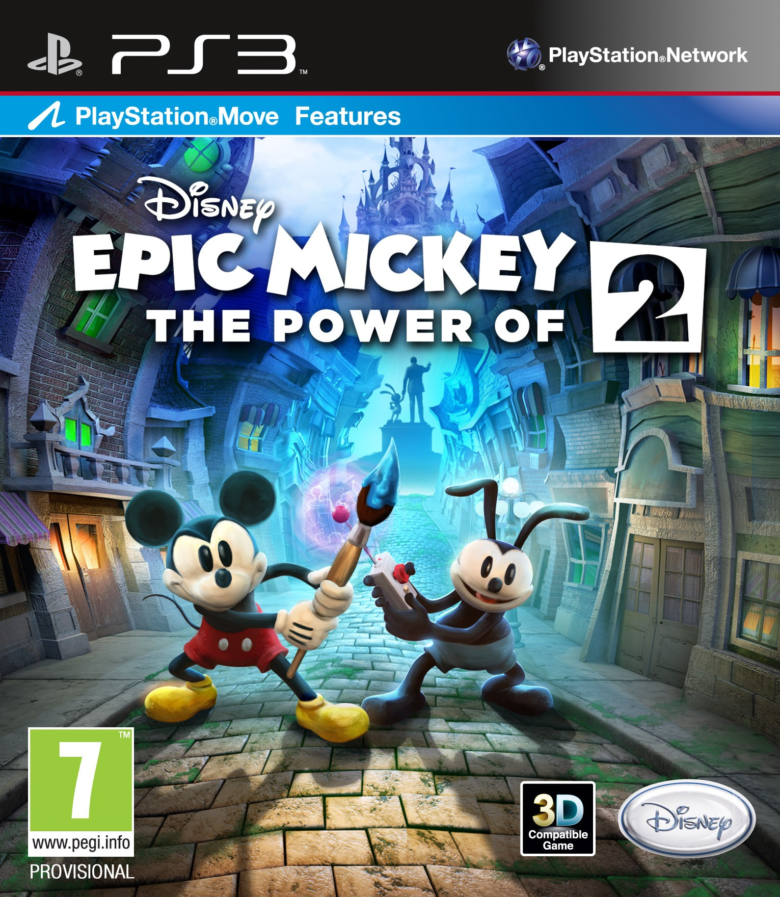 Epic Mickey: The Power of Two (PS3)