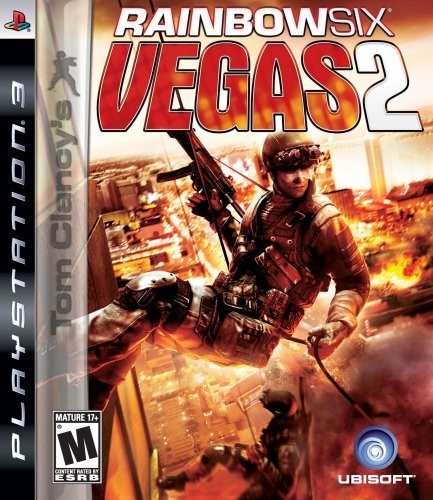 Tom Clancys Rainbow Six: Vegas 2 (PS3)