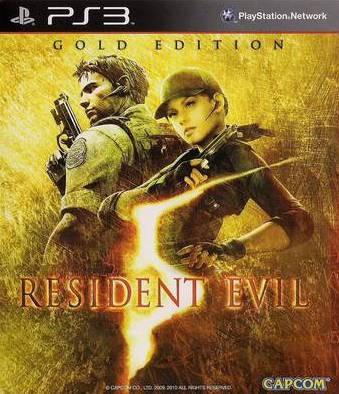 Resident Evil 5 (Gold) (PS3)
