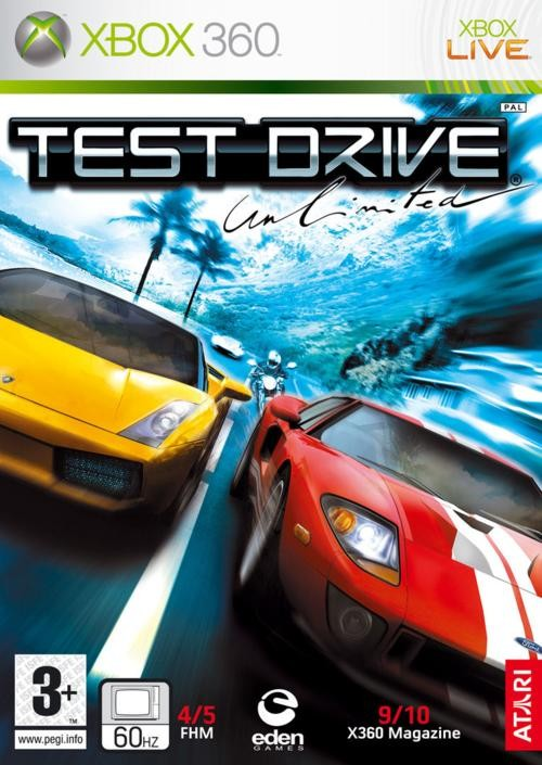 Test Drive Unlimited (X360)