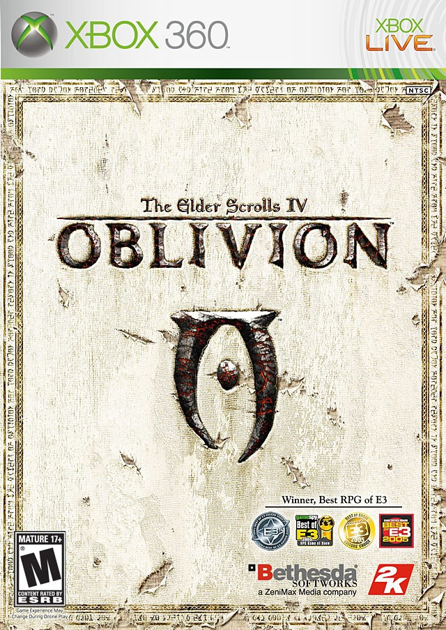 The Elder Scrolls 4: Oblivion (X360)
