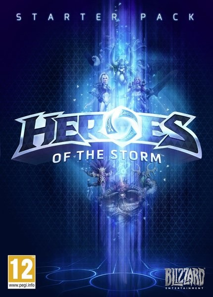 Heroes of the Storm (Starter Pack) (PC)