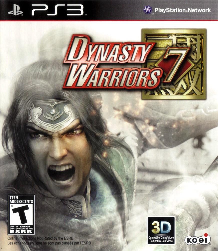 Dynasty Warriors 7 (PS3)