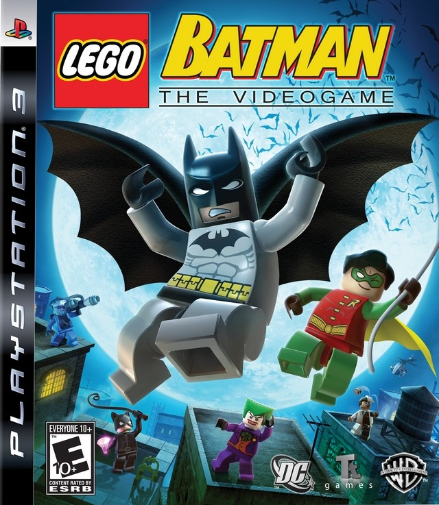 LEGO Batman: The Videogame (PS3)